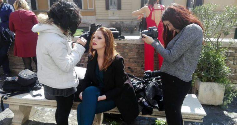 Shooting fotografico Roma
